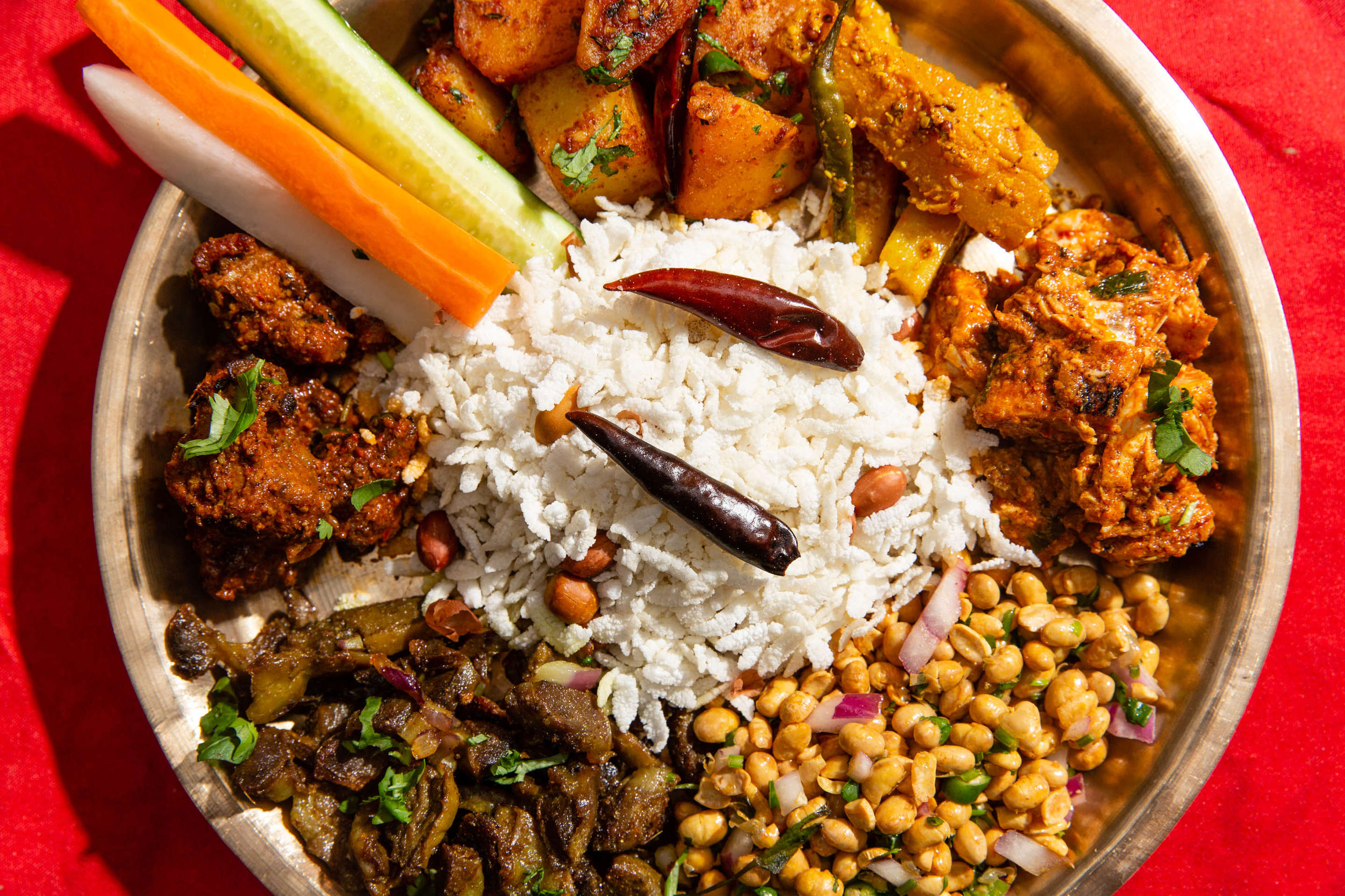 Nepal's Biggest Barbecue Chain Is Set to Take Over America